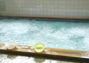 サウナしきじジャグジー風呂